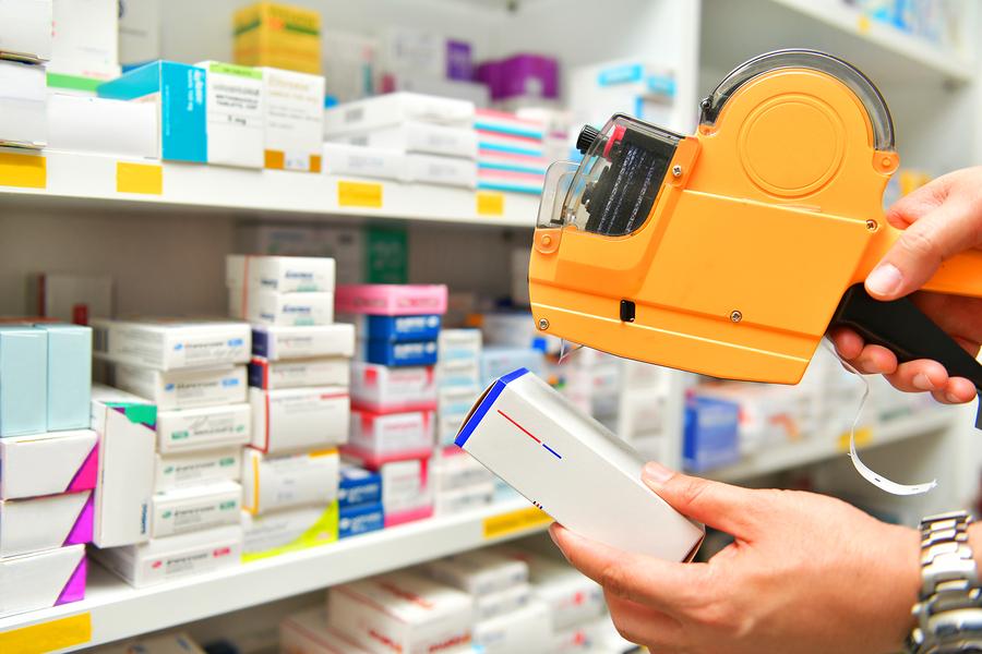 Pharmacy Prescription Labels